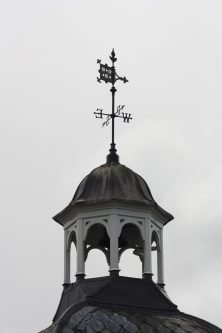 Burford Bell Tower Closeup