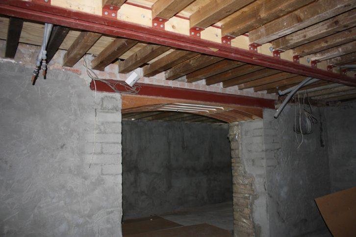 Metal Ceiling Support Beams: Steel Support Beams For Builders