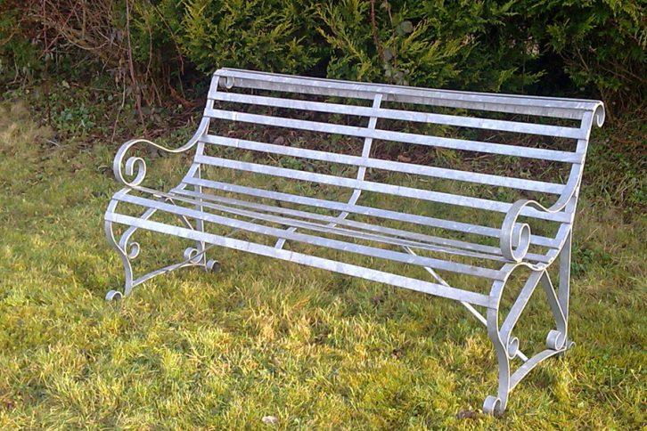 Garden Furniture. Wrought Iron Garden Furniture made in Somerset   Castle Welding